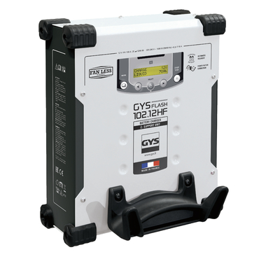 GYS FLASH Battery Charger - 102.12 HF